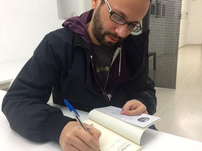 Laurence-Schimel-autor-barba_EDIIMA20160218_0250_5