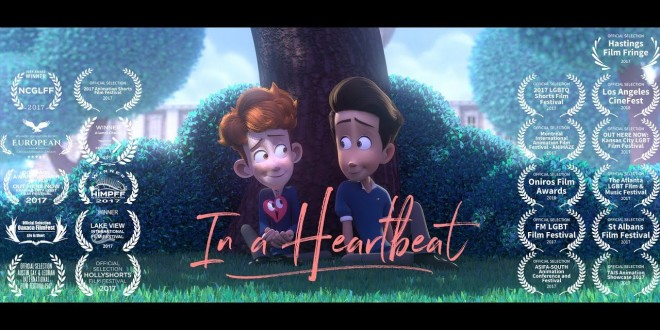 «In A Heartbeat», la historia de amor gay animada que arrasa en YouTube