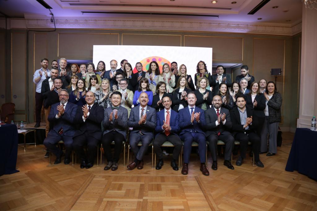 En Gnetwork 360 disertaron 48 conferencistas de 17 países.